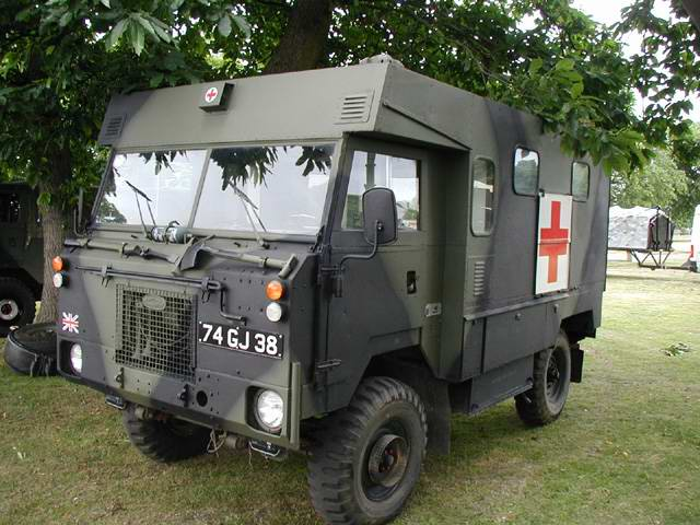 The Medway Military Vehicle Group - Vehicles